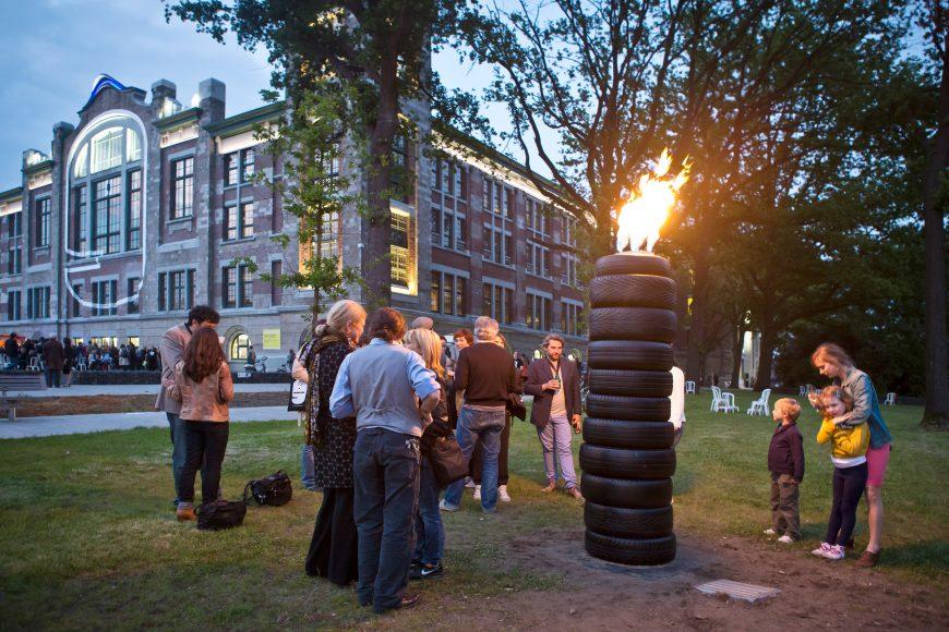 Manifesta 9, Genk, 2012. Waterschei venue.  Photo © Manifesta 9
