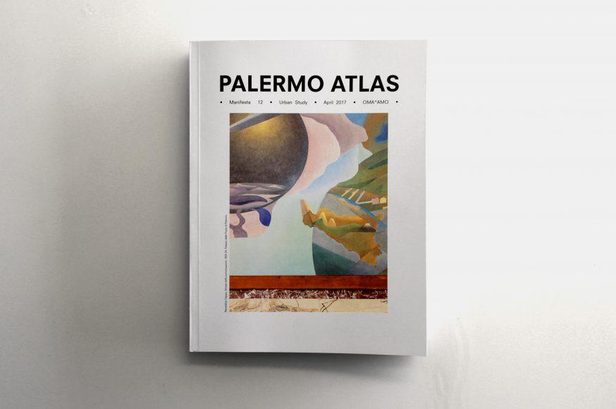 Manifesta 12 Palermo Atlas  © OMA for Manifesta 12