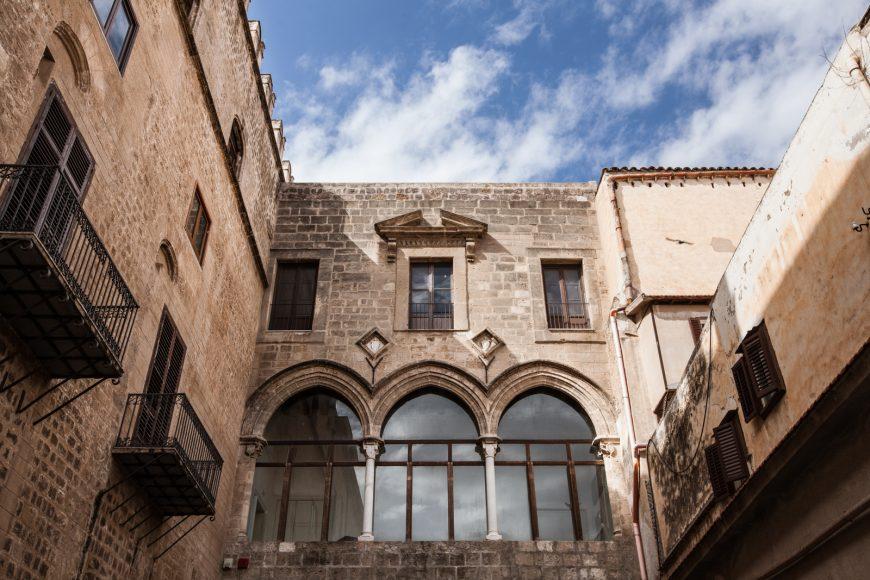 Palazzo Ajutamicristo. Copyright Manifesta. Photo by Cave Studio
