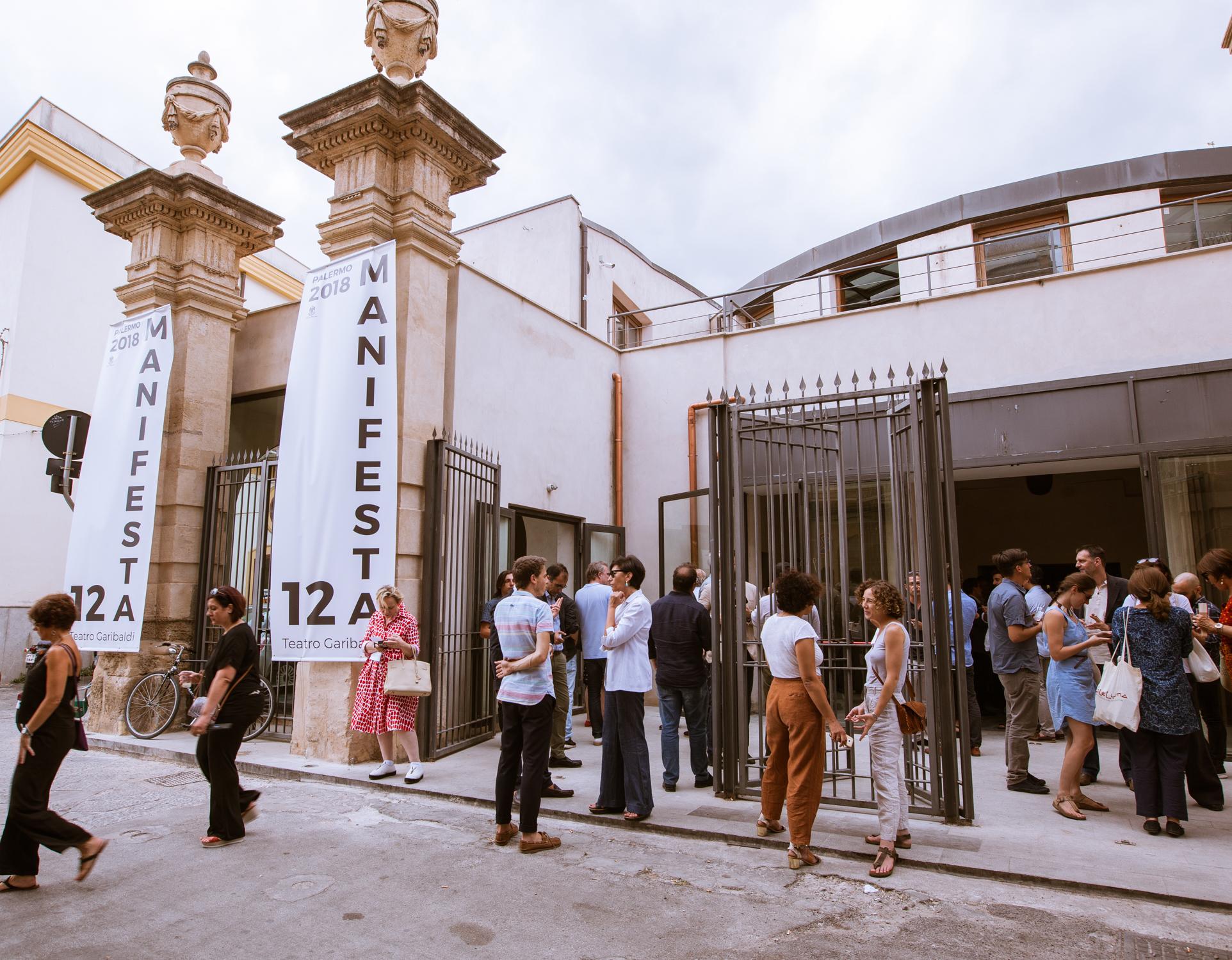 Studio La Rosa Palermo our team - manifesta 12 palermo