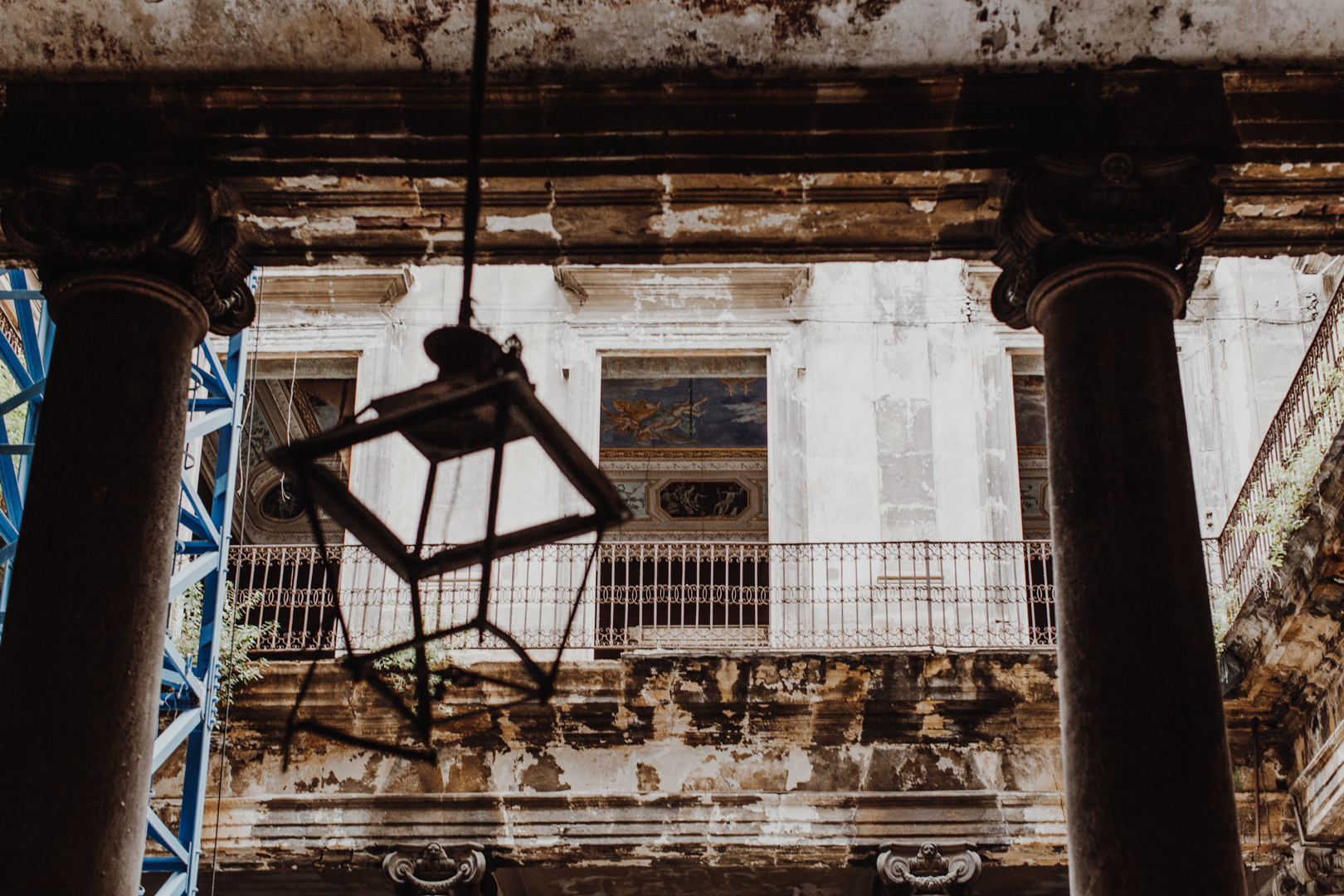 Palazzo Costantino - Manifesta 12 Palermo